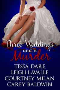 Three Weddings and a Murder cover