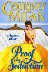 cover for the enhanced edition of proof by seduction