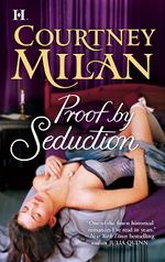 Final Final Cover for Proof by Seduction