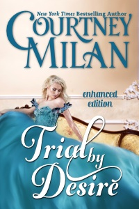 cover for the enhanced edition of trial by desire