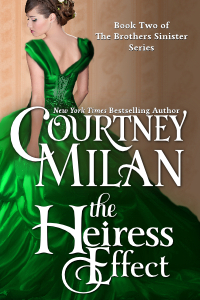 the heiress effect cover