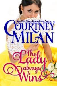 cover for the lady always wins