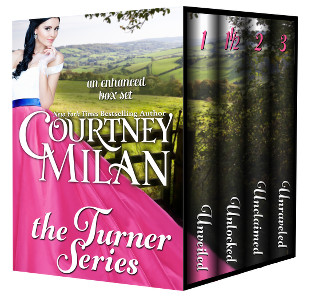 turner series box set