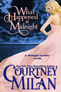 cover for what happened at midnight