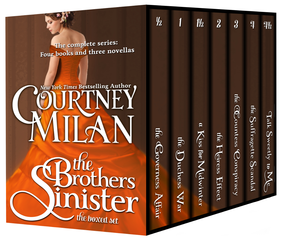 The Brothers Sinister: The Complete Boxed Set Cover